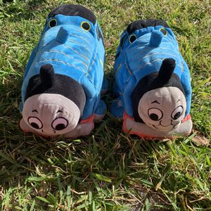 Thomas The Train Stuffed Train Toys Set Of 2 for Sale in Fort Lauderdale, FL