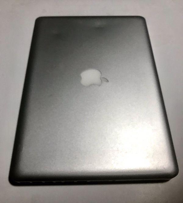 Apple Macbook Pro 133 Refurbished Grade B Laptop Intel Core i5 4GB Memory 500GB Hard Drive Silver