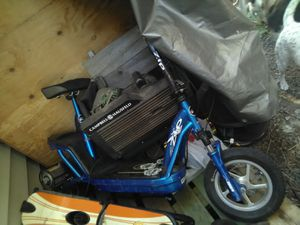 2 electric scooters for sale or trade for Sale in Prineville, OR