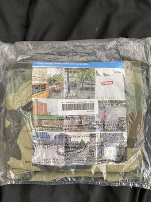 Supreme Verify Tee Shirt Woodland Camo for Sale in Fremont, CA