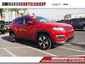 2018 Jeep Compass for Sale in Las Vegas,  NV
