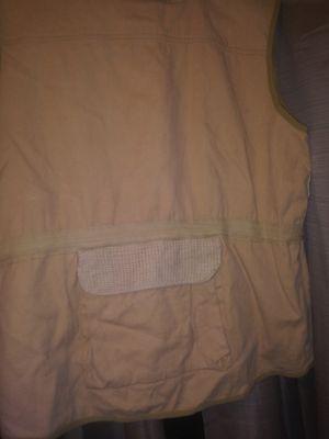 Bugle boy classics fishing vest for Sale in Mount Vernon, WA