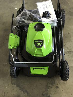 Greenworks 40V Brushless Cordless Lawn Mower for Sale in Lexington, KY