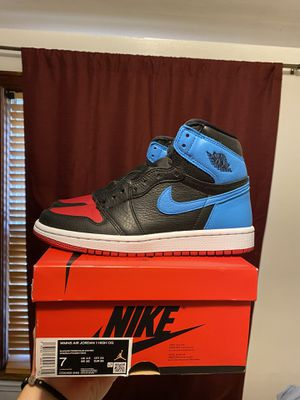 Jordan 1 Unc to Chicago size 7 Women's for Sale in Chicago, IL