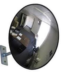 Degree Convex Security Mirror, 12-in Diameter Great Condition for Sale in Rosenberg,  TX