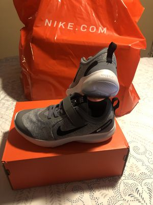 BOYS NIKE SHOES BRAND NEW SIZE 2Y ASKING $55 for Sale in Huntington Park, CA