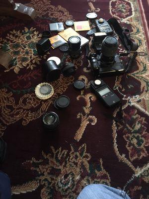 Minolta film camera for Sale in St. Louis, MO