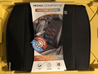 Heating and cooling seat cushions for your car! for Sale in Rochester,  WA