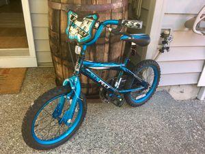 Kids Bike & Helmet - 16 inch for Sale in Battle Ground, WA