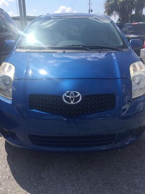 Toyota Yaris 2008 only 3800!!! CLEAN title 150k no MECHANIC al problem for Sale in Orlando, FL