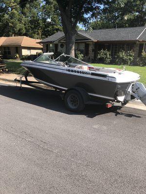 Trailer and boat for Sale in Dallas, TX