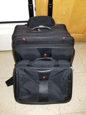 swiss rolling briefcase for Sale in Tampa, FL