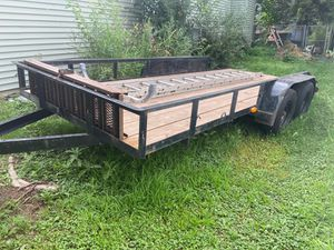 16x7 trailer for Sale in Cottage Grove, MN