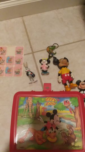 Vintage Disney collection for Sale in North Venice, FL