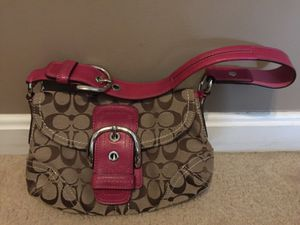 Original Coach bag for Sale in Manassas, VA