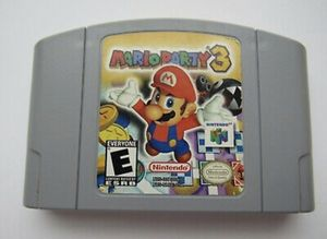 N64 - Nintendo 64 - Mario Party 3 for Sale in Struthers, OH