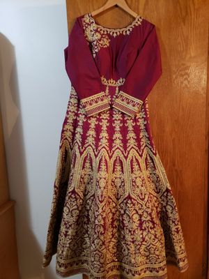 Indian pakistani prom dress for Sale in Norridge, IL