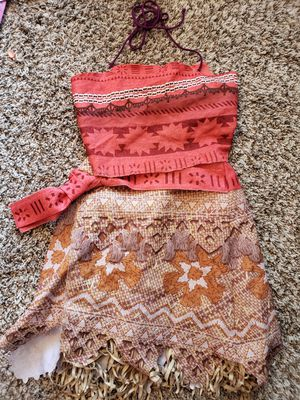 Size S Moana Costume for Sale in Tualatin, OR