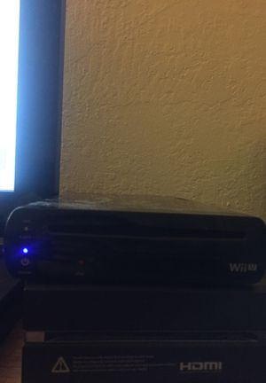 Nintendo Wii U system for Sale in Pleasant Hill, CA
