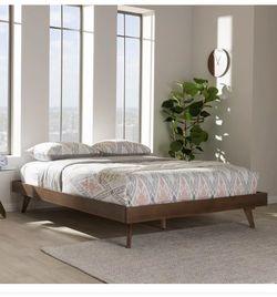 Queen Platform Bedframe for Sale in Beverly Hills,  CA