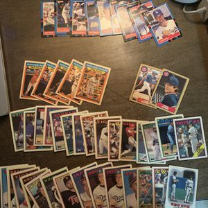 Vintage Baseball Cards for Sale in Corpus Christi, TX