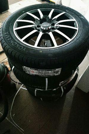 Yokohama 60R15 wheels & tyres for Sale in Detroit, MI
