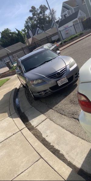 04 Mazda 3 for Sale in Manteca, CA