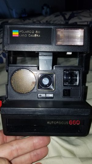 Polaroid Sun AF 660 for Sale in Concord, CA