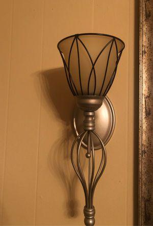Home Interior Sconces ( I have 2 of them) tengo el par for Sale in Tulsa, OK