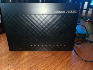 Asus router Rt- ac68u for Sale in Little Elm, TX