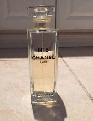 No 5 Chanel perfume for Sale in Modesto, CA