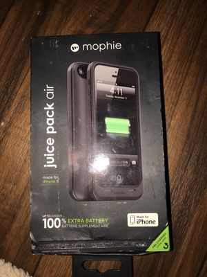 Iphone 5 cover charger for Sale in San Diego, CA