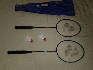 NEW Badminton Full Set Black & Blue for Sale in Montgomery Village, MD