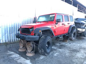 """08 Jeep Wrangler """"for parts"""" for Sale in San Diego, CA"""