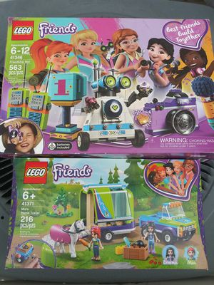 Lego friends bundle (new) ONLY $40.00😱😱😱 for Sale in Virginia Beach, VA