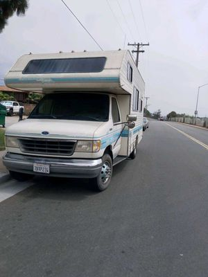 1992 Ford Jamboree 24 foot RV Camper for Sale in Carlsbad, CA