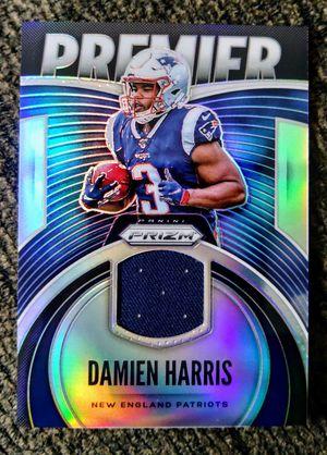 Damien Harris - '19 Prizm - Silver Mem Card for Sale in Monroe, LA