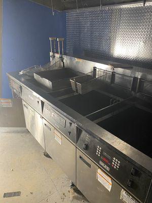 Commercial electric fryer (Sams) for Sale in Atlanta, GA