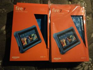 Amazon Kid-Proof Fire 7 Tablet Case for Sale in Chicago, IL