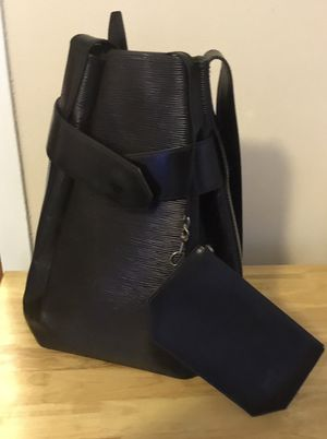 Louis Vuitton leather shoulder bag for Sale in Chicago, IL