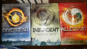 Divergent Series + Four for Sale in Puyallup, WA