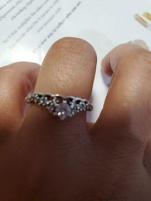 PANDORA RING SIZE 7.5 for Sale in Chicago, IL