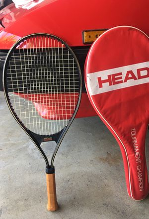 Tennis Rackets, Head tournament champions. Size :4 , great condition for Sale in Newark, CA