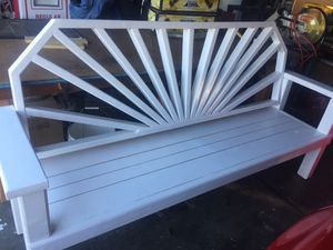 Porch bench. Will build to suit your needs for Sale in Fresno, CA
