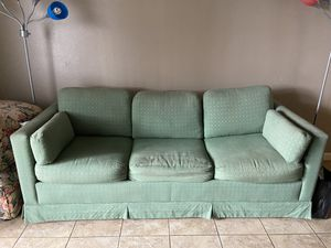 Sofa with Built-in Bed for Sale in Chico, CA