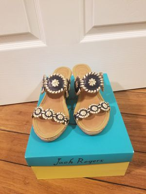 Jack & rogers sandals for Sale, used for sale  Asheville, NC
