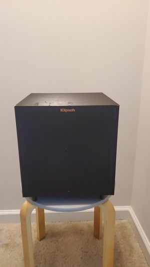 Klipsch R-8SW Subwoofer for Sale in Snell, VA