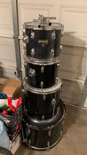 4pc drum set for Sale in Corona, CA