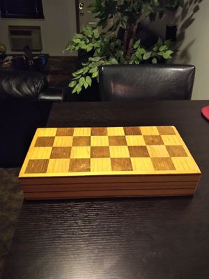 Chess game for Sale in Evansville, IN