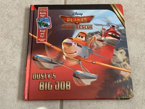 Disney Planes book for Sale in Wesley Chapel, FL